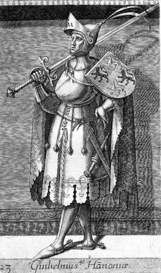 William II, Count of Hainaut - William II, Count of Hainaut