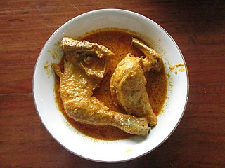 Gulai Indonesian/Malay curry-like sauce