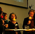 Gunnar Bolin, Carina Burman, Åsa Moberg, Bengt Ohlsson 110923-1.jpg