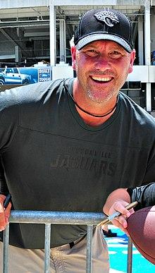 Gus Bradley 2014 Jaguars training camp Cropped.jpg