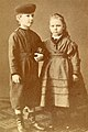 Gustaf Adolf (Jr) & Emelie (Larson) von Reis c 1873.jpg