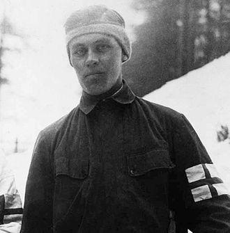 Gustaf Jonsson - Jonsson at the 1928 Olympics