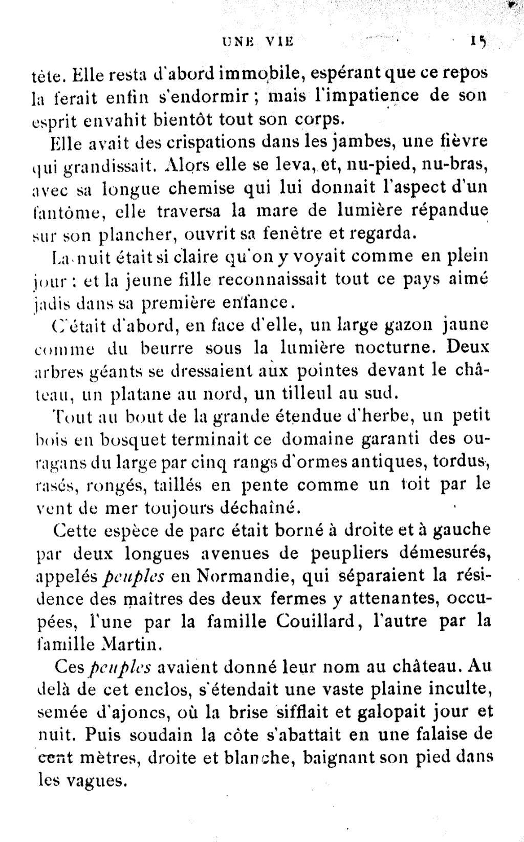 Page Guy De Maupassant Une Vie Djvu 20 Wikisource
