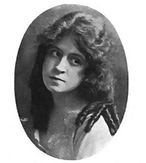Gypsy Abbott - Who's Who in the Film World, 1914