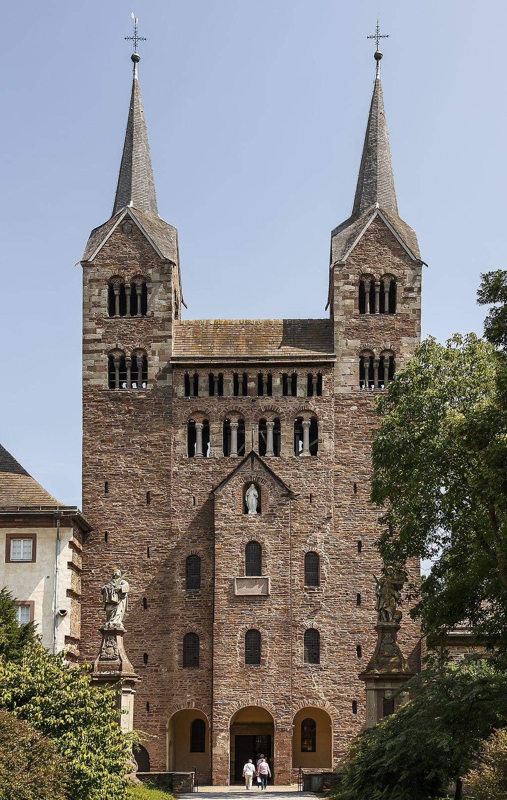 Höxter Germany Corvey-Abbey-02