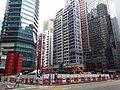 HK 灣仔 Wan Chai 蘭杜街 Landale Street 皇后大道東 Queen's Road East construction site August 2019 SSG 01.jpg