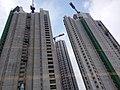 HK Bus 962 view Yau Tsim Mong District construction site September 2018 SSG 01.jpg