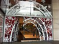HK Central Connaught Road 盈置大廈 Nexxus Building entrance door Xmas decoration Dec-2011.jpg