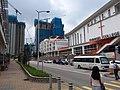 HK TKO 將軍澳 Tseung Kwan O 至善街 Chi Shin Street 播道書院 Evangel College 唐俊街 Tong Chun Street May 2019 SSG 02.jpg