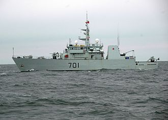 Kingston-class coastal defence vessel - Image: HMCS Glace Bay (MM 701)