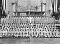 HMCS Provider crew 1964.jpg