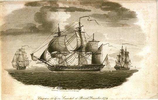 HMS Cleopatra (1779)