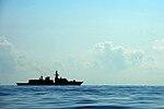 HMS Kent in the Indian Ocean MOD 45155411.jpg