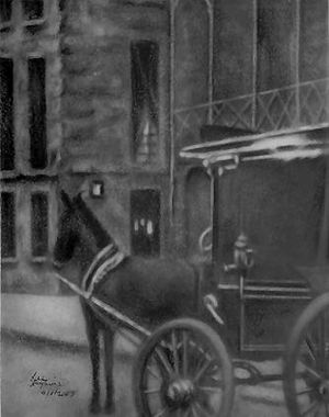 """Horse & Buggy"""
