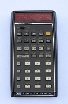 HP-45 - Wikipedia