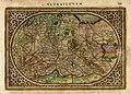 HUA-212001-Kaart van de provincie Utrecht met weergave van de belangrijkste watergangen steden gerechten kastelen en kloosters.jpg