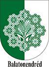 Huy hiệu của Balatonendréd