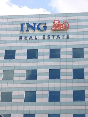 Haagse Poort - Image: Haagse Poort met ING Real Estate