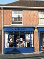 Hair Art in Bishop's Waltham High Street - geograph.org.uk - 1514445.jpg