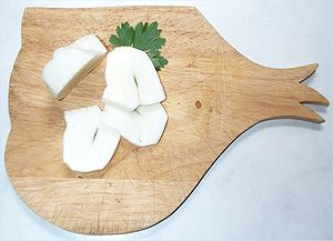 Cypriot cuisine - Halloumi cheese