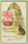 Hallowe'en pleasures.