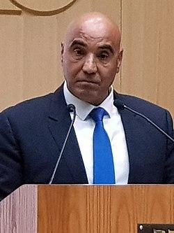 Hamad Amar, November 2018 (cropped).jpg