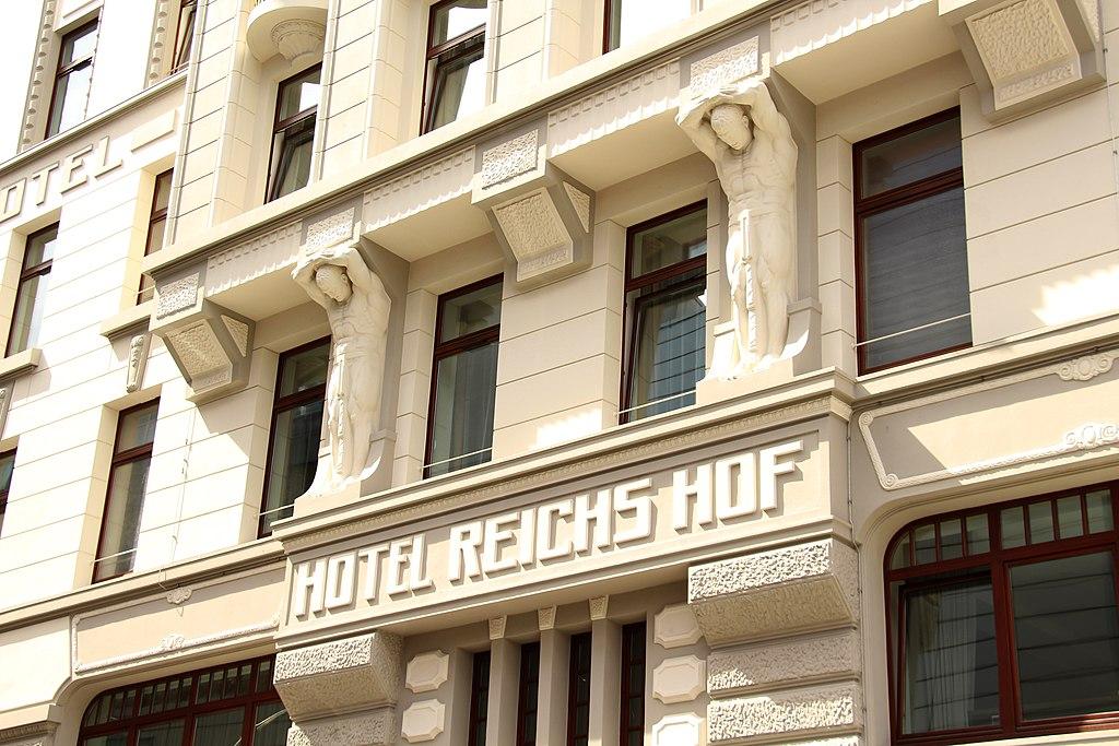 Hamburg - Hotel Reichshof