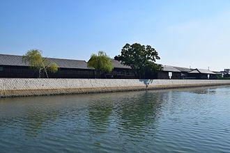 Handa, Aichi - Handa Canal