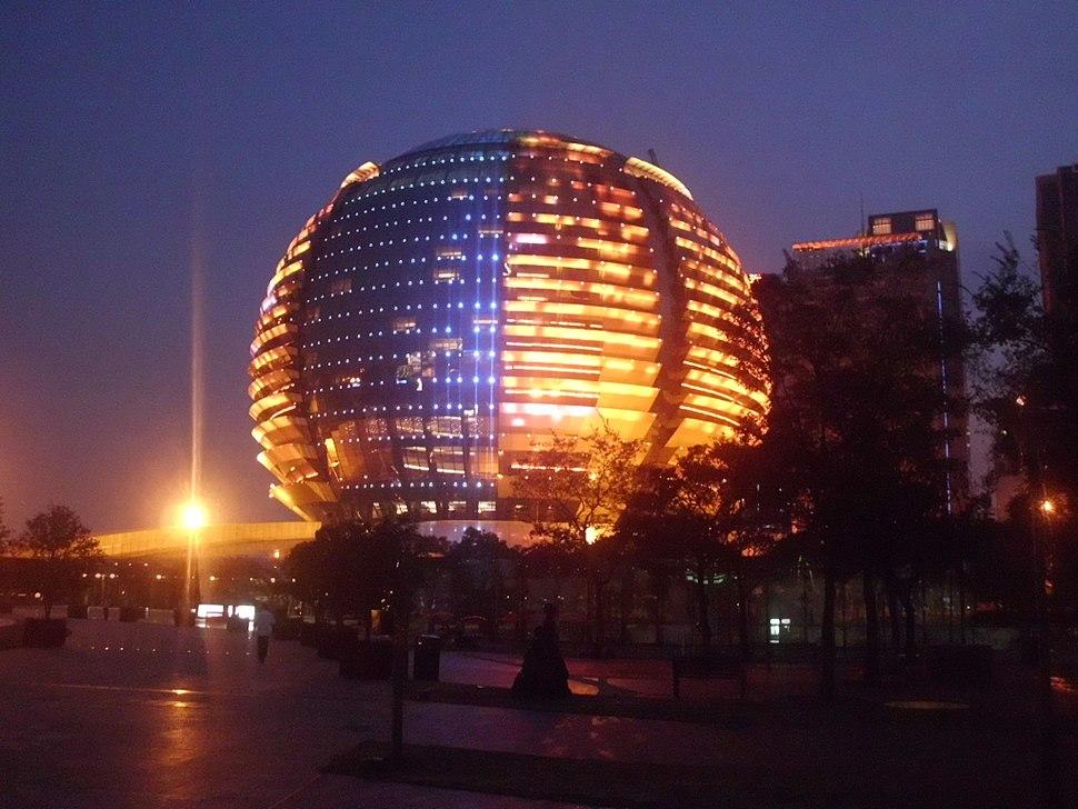 Hangzhou International Conference Center 15