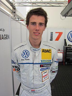 Hannes van Asseldonk - Van Asseldonk in 2011.
