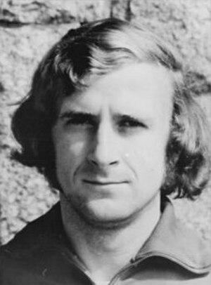Hans-Jürgen Kreische - Kreische prior to the 1974 World Cup