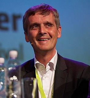 Hans-Tore Bjerkaas Norwegian journalist