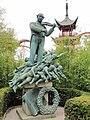 Hans Christian Lumbye by Svend Rathsack - DSC08386.JPG