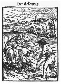 Hans Holbein d. J. - The Plowman from Dance of Death - WGA11613.jpg