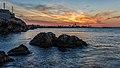 Harbour sunrise, Sète.jpg