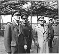 Hari Singh Maharaja of Jammu Kashmir in Dover during World War II.jpg