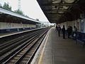 Harlesden station look north.JPG