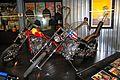 Harley-Davidson Museum Easy Rider Captain America Bike.JPG