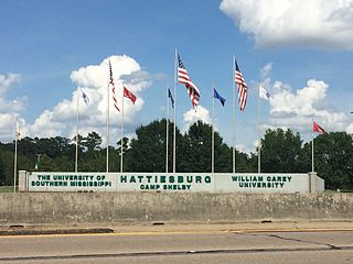 Hattiesburg, Mississippi City in Mississippi, United States