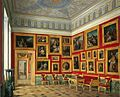 Hau. Interiors of the New Hermitage. The Study of Italian Art. 1859.jpg
