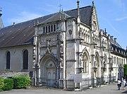 Hautecombe Abbaye Savoie front