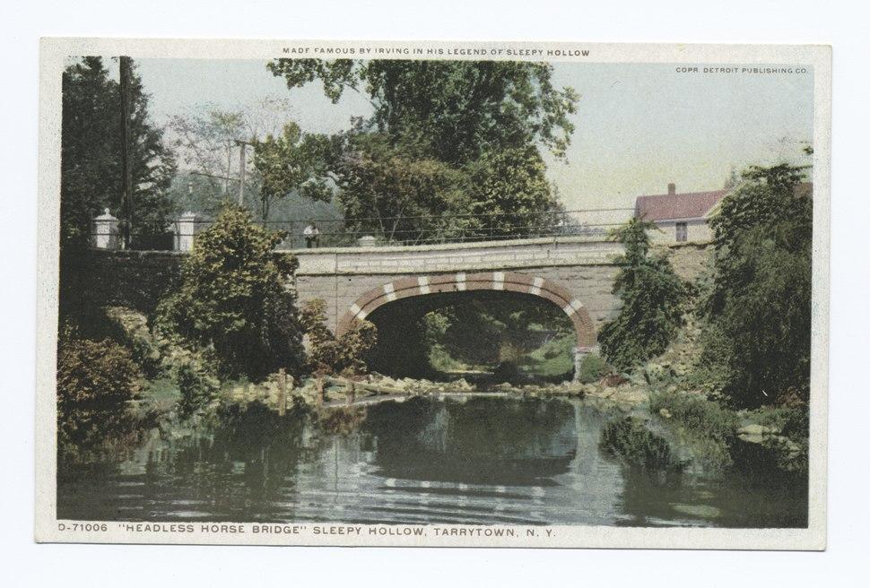 Headless Horseman Bridge, Sleepy Hollow, Tarrytown, N. Y (NYPL b12647398-74162).tiff
