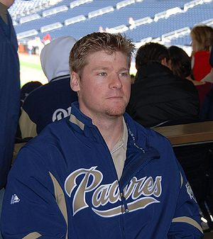 Chase Headley - Headley during his tenure with the San Diego Padres in 2008