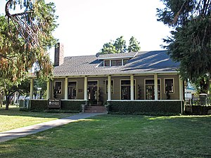 Alameda County Fairgrounds - Heathcote-MacKenzie House