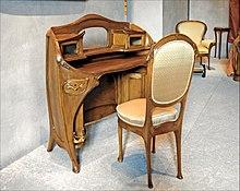 1000  ideas about Art Nouveau Furniture on Pinterest | Art nouveau ...