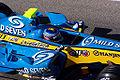 Heikki Kovalainen 2006 test.jpg
