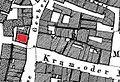 Heilbronn, St. Johannes-Kapelle, Kaiserstraße 5 (überarbeitet nach Archäolog. Stadtkataster Karte 4, Nr. 78).jpg