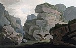 Heliesund, a Pass between the Rocks (JW Edy plate 07).jpg