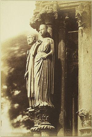 Henri Le Secq - Image: Henri Le Secq Chartres