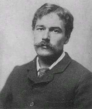 Henry Scott Tuke - Tuke in the 1880s